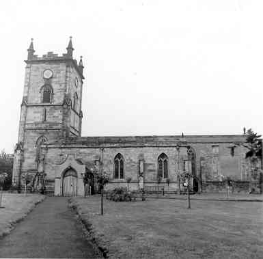 All Saints Church, Grendon, North Warwickshire | Warwickshire County Council