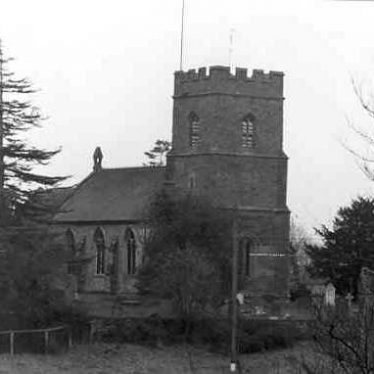 Church of Saints Peter and Paul, Butlers Marston