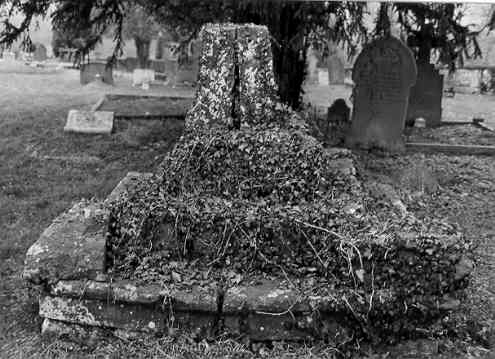 Cross in the churchyard at Butlers Marston | Warwickshire County Council