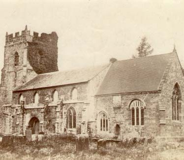 St. Lawrence's Church, Oxhill | Warwickshire County Council