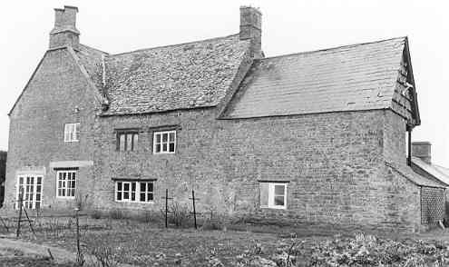 Church Farmhouse, Oxhill | Warwickshire County Council