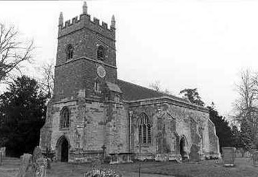 Church of St Mary, Pillerton Hersey