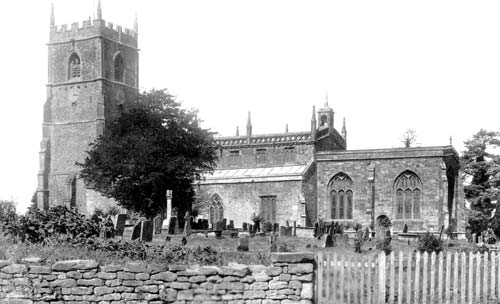 St. Mary's Church, Middle Tysoe | Warwickshire County Council