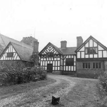 Site of Manor House at Polesworth Vicarage