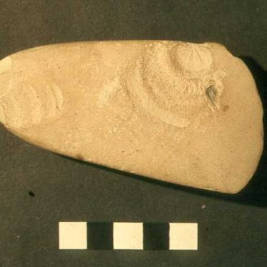 Findspot - Neolithic polished axe