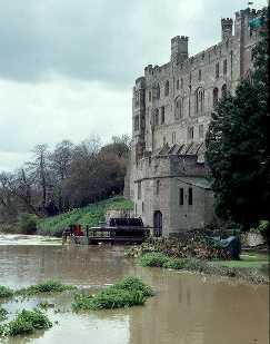 Castle Mill, Warwick Castle | Warwickshire County Council
