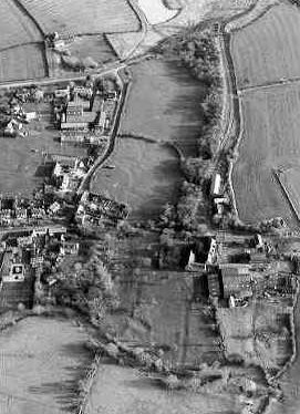 Possible Shrunken Medieval Settlement at Willington