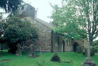 Church of St James the Great, Idlicote