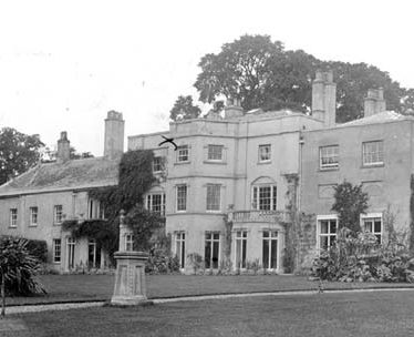 A view of Idlicote House, Idlicote | Warwickshire County Council