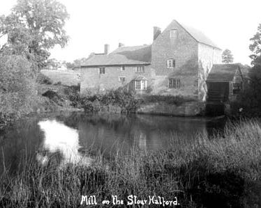 Halford Mill