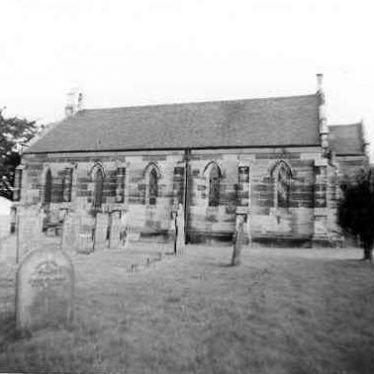 Holy Trinity Church, Warton, Polesworth