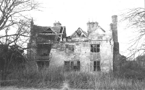 A view of Hall End House, Dordon | Warwickshire County Council