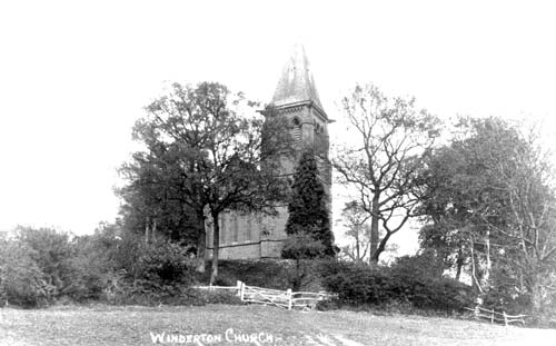 The Church of St. Peter and St. Paul, Winderton | Warwickshire County Council