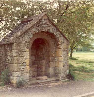 A drinking fountain at Whichford | Warwickshire County Council