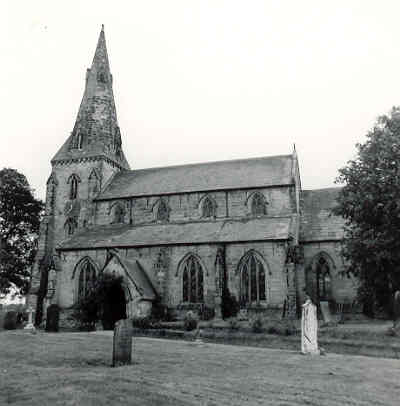 Church of St Nicholas, Austrey | Warwickshire County Council