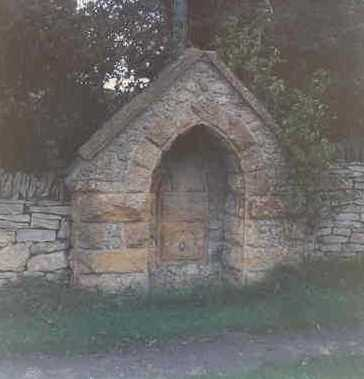 A drinking fountain at Long Compton | Warwickshire County Council