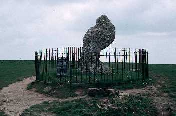 The King Stone, Long Compton