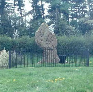The King's Stone, Rollright, Long Compton   Warwickshire County Council