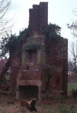 Post Medieval House within Hartshill Castle