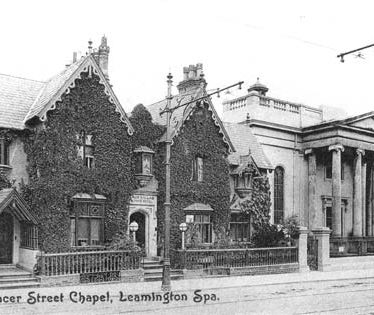 Congregational Chapel, Spencer Street, Leamington Spa