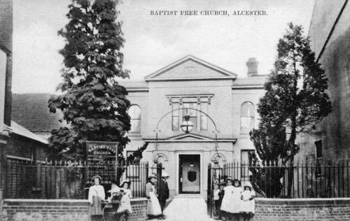 Baptist Free Church, Henley Street, Alcester | Warwickshire County Council