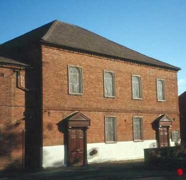The Old Meeting House, off Chapel Street, Bedworth