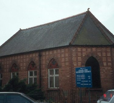 Chapel End Methodist Church, Nuneaton