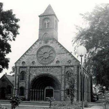 Holy Trinity Church, Hartshill