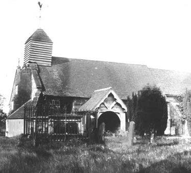 Church of St Margaret, Hunningham