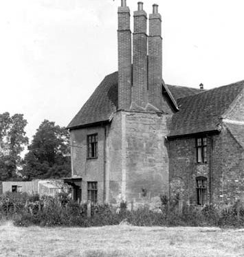 The Old Hall at Hunningham