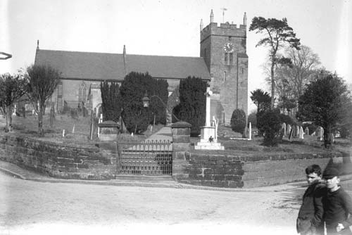 The Church of St. Mary, Cubbington | Warwickshire County Council