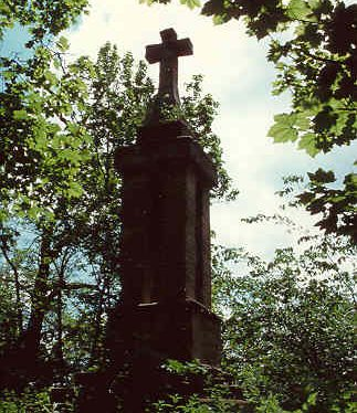 Gaveston's Cross, Blacklow Hill, near Warwick | Warwickshire County Council
