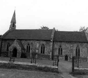 Church of St Theobald and St Chad, Caldecote