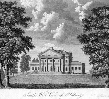 Oldbury Hall