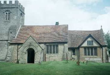 Church of St Mary, Haseley
