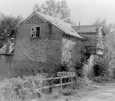 Haseley Mill