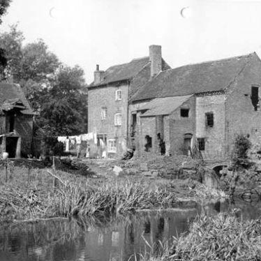 Alder Mill, Atherstone