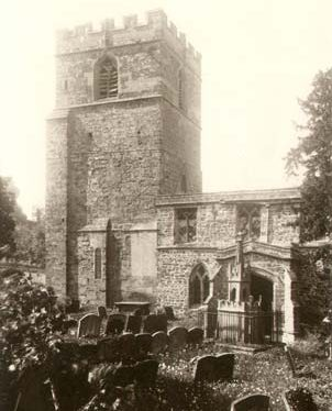 Church of St Mary, Ilmington