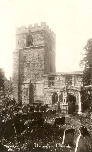 The Church of St. Mary, Ilmington | Warwickshire County Council
