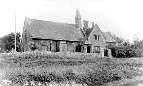 The Roman Catholic Church, Ilmington | Warwickshire County Council