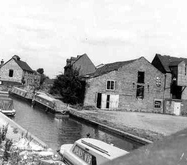 Minions' Wharf, Atherstone, N Warwickshire