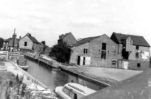 Minion's Wharf, Atherstone | Warwickshire County Council