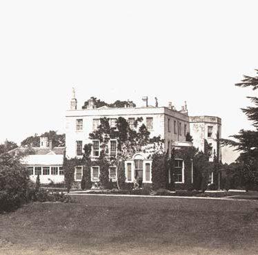 Coton House, Churchover