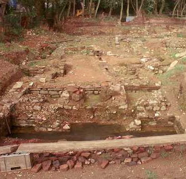 Excavations at Tripontium Roman settlement, south west of Shawell | Warwickshire County Council