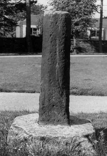 Cross in churchyard at Coleshill   Warwickshire County Council