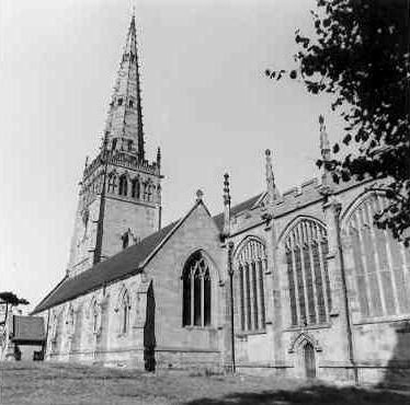 St Peter and St Paul's Church, Coleshill | Warwickshire County Council