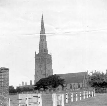 The Church of St. Peter and St. Paul, Coleshill | Warwickshire County Council