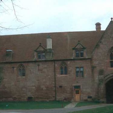 Stoneleigh Abbey Gatehouse