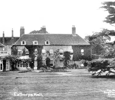 Eathorpe Hall