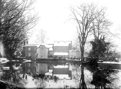 A view of Eathorpe Mill | Warwickshire County Council